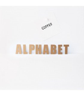 Sticker aimants Alphabet Groovy Magnet