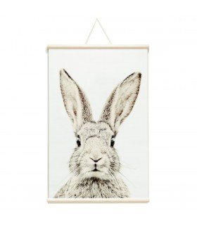 Magnetic tapestry Rabbit