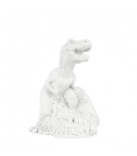ROAR Dino Goodnight mint lamp