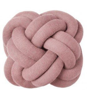 Coussin Knot gris