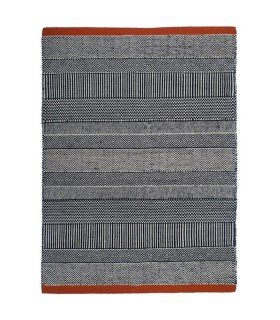 Zigzag gray carpet EDITO