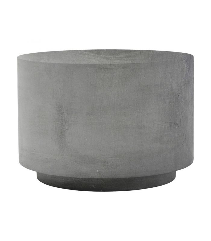 table basse béton house doctor - french rosa