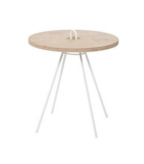 Table basse Chloe Blanche