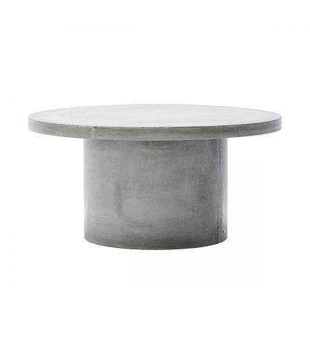 Coffee Table in metal and marble, green House Doctor