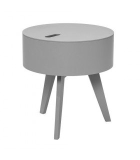 Table d'appoint Gris Alba Bloomingville