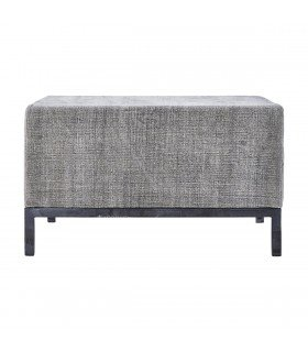 Pouffe greys House Doctor