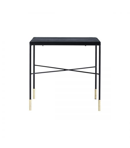 Table fer gris House Doctor