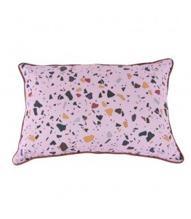 Coussin My terraza L rose