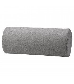 Coussin cylindrique gris Bloomingville