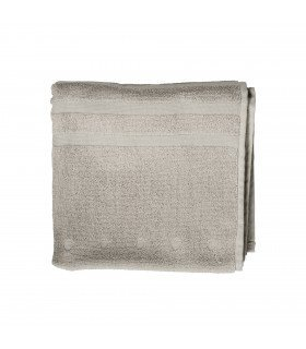 Serviette beige ronds Bloomingville