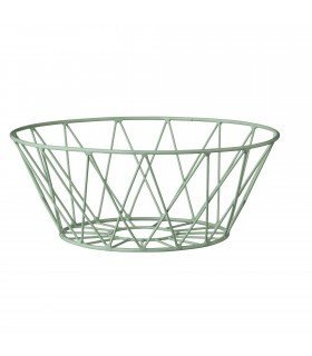 Round basket mint