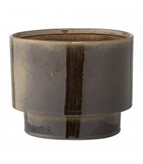 Cache pot marron Bloomingville