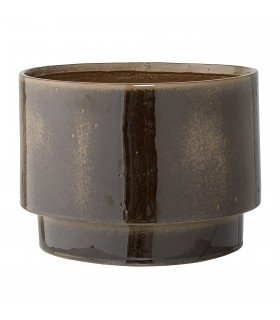 Grand cache pot marron Bloomingville