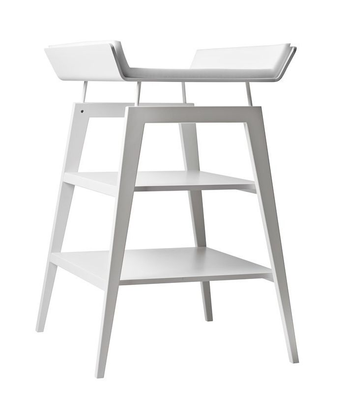 Table langer blanche linea for Table a langer blanche