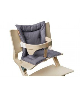 Vanilla Cushion highchair Leander