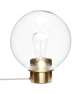 Lampe de table globe Hubsch