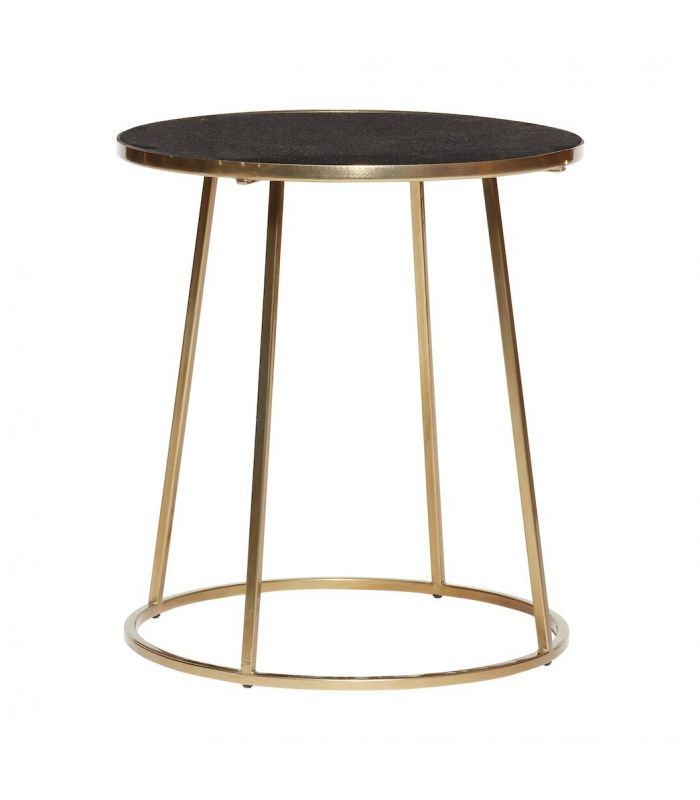 Table basse noire or h bsch - Tables basses noires ...