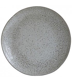 Assiette plate slow House Doctor