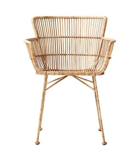 Chaise naturelle Coon House Doctor