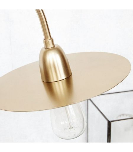 Table lamp brass House Doctor