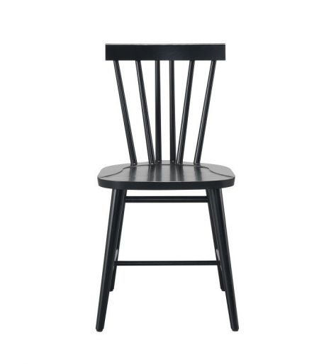 Chair Codfish black Wewood