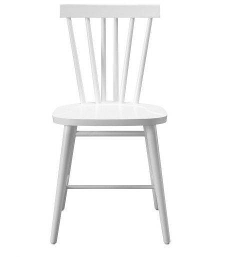 Chair Codfish white Wewood