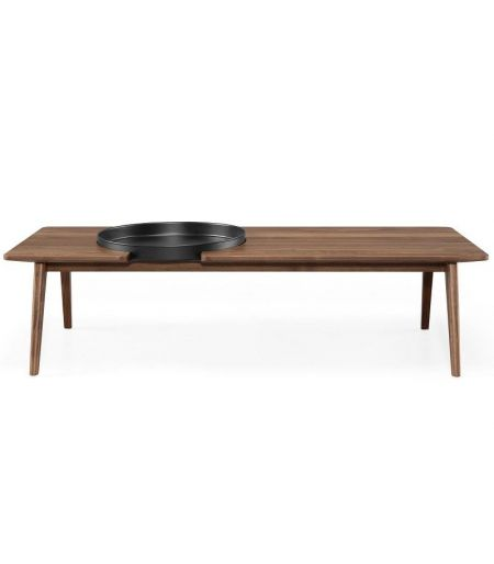 Table basse Bica noyer Wewood