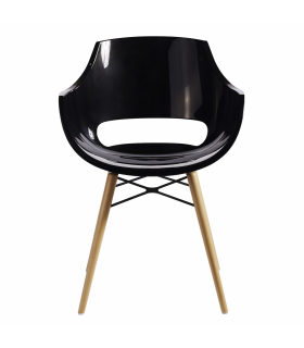 White Opal chair Muubs