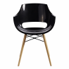 Black Opal chair Wox MUUBS