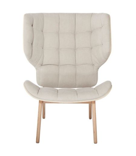 Fauteuil Mammoth beige Norr11