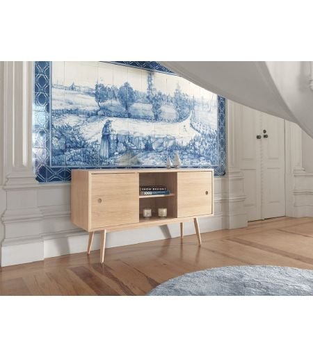 Commode Classic Wewood