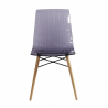 X-treme Wox transparent chair MUUBS