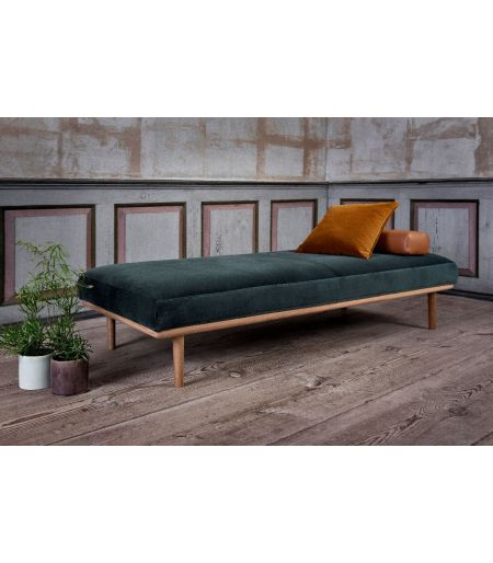 Madison daybed green forest Bolia