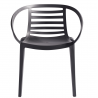 Black Mambo chair MUUBS