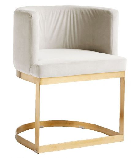 Lounge chair cream Nordal