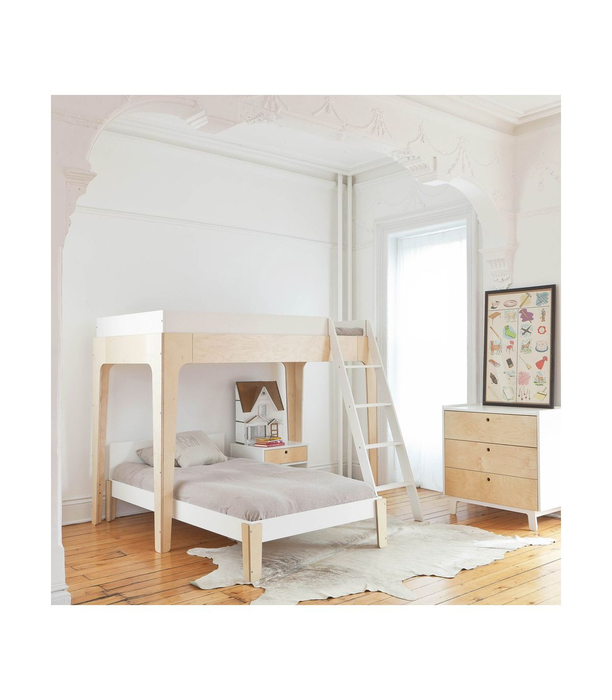 Junior Bed Toddler Perch Oeuf NYC