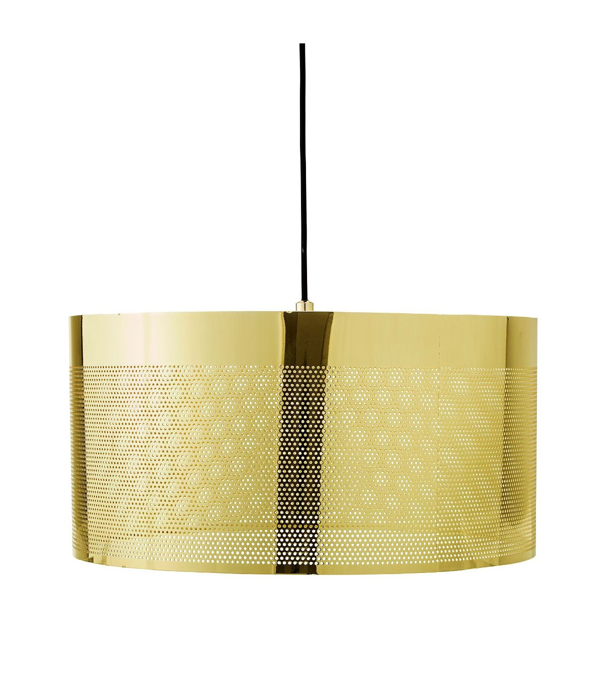 Suspension gold design bloomingville for Suspension design