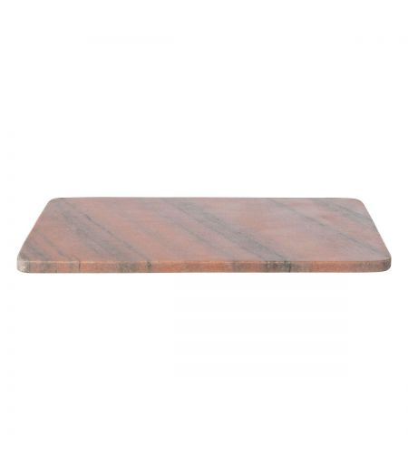 Cutting board pink marble Bloomingville