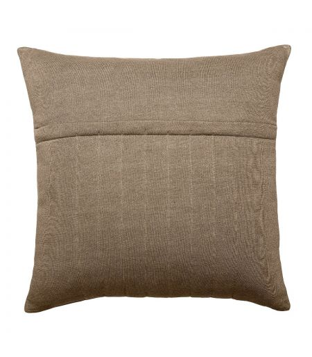 Square cushion brown Bloomingville
