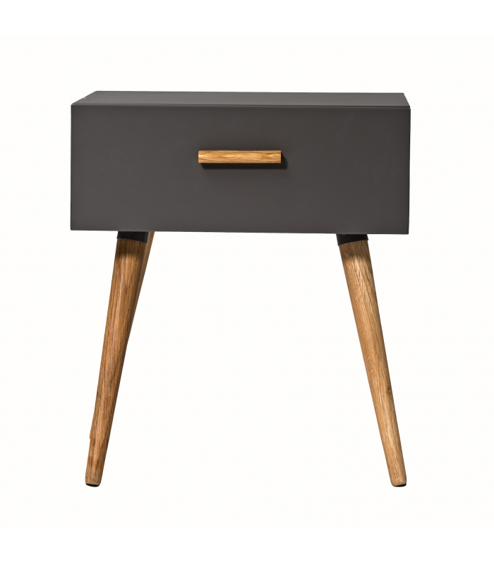 Commode anthracite Bloomingville