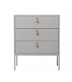 Light gray dresser Bloomingville