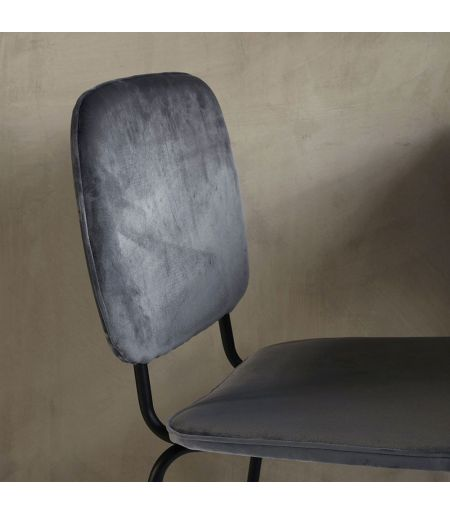 Chair Comma grey House Doctor