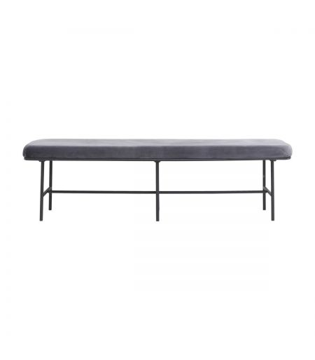 Banc Comma gris House Doctor