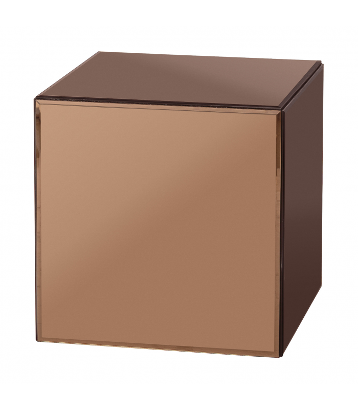 Table cube miroir Bloomingville