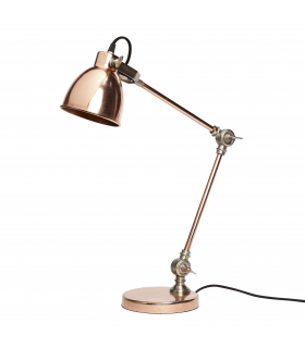 Hbsch copper lamp