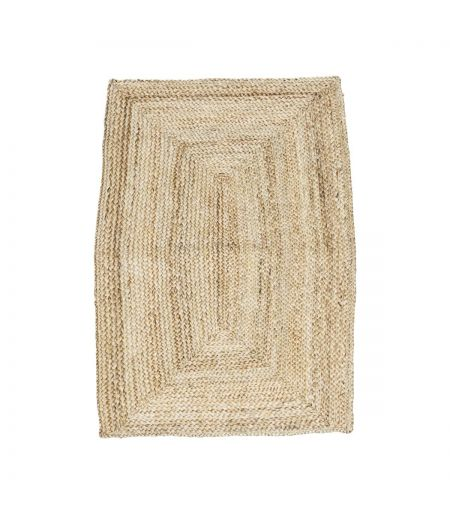 Tapis Structure naturel House Doctor