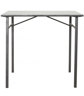 Table 2 persons concrete and metal House Doctor
