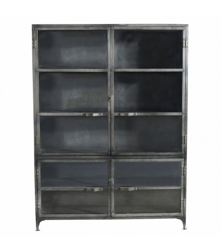 Metal cabinet black Muubs