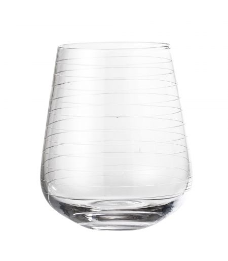 Water glasses x6 Clear Bloomingville
