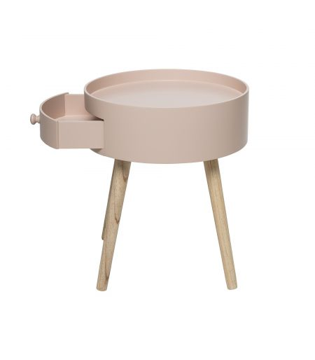 Low Table with tray by Bloomingville